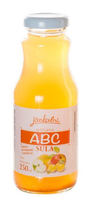 Apple - pear - quince juice 250ml