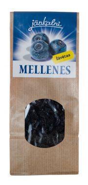 Žāvētas mellenes 100g