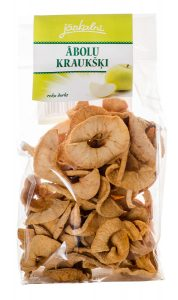 Apple crisps 75g