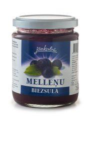 Blueberry juice puree