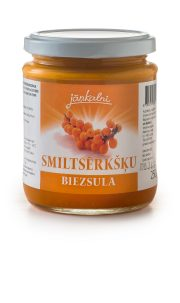 Sea buckthorn juice-puree