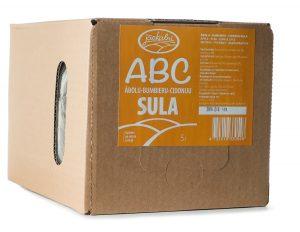 Ābolu-bumbieru-cidoniju (ABC) sula 5l