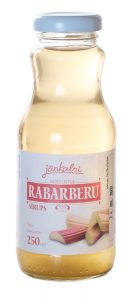 Rabarberu sīrups 250ml