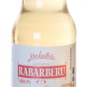 Rhubarb syrup 250ml