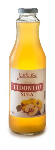 Cidoniju sula 750ml