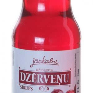 Cranberry syrup 250ml